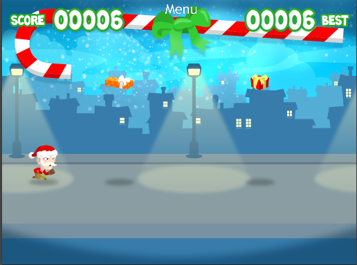 Santa Go - screenshot
