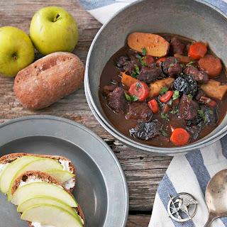 Katniss Dried Plum Lamb Stew
