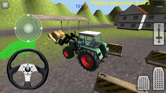 Tractor With Windows : Game tractor loader simulator apk for windows phone