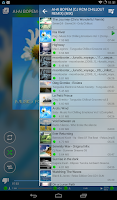 Screenshot of Muzecast Music Streamer Pro