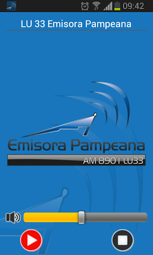 LU 33 Emisora Pampeana