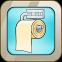 Toilet Tissue Paper icon