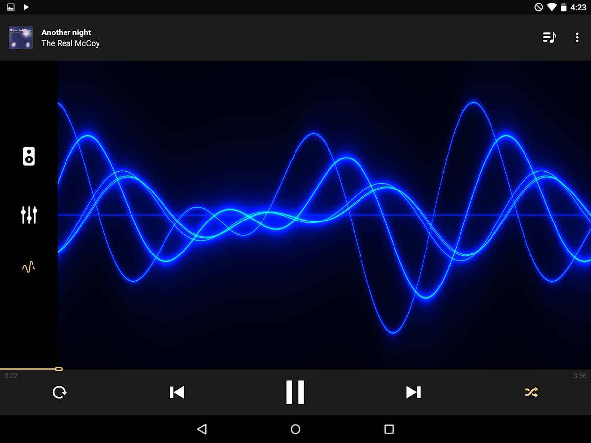 Equalizer + Pro (Music Player) - screenshot