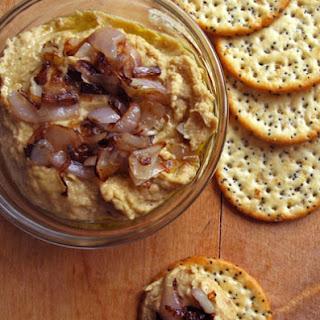 Cipollini Onion Hummus