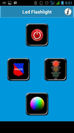 Flashlight-Senter