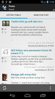 Screenshot of Crowd Voice - Indonesia