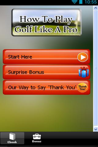 How To Play Golf Like A Pro
