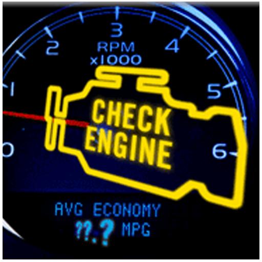 OBD2 Check Engine Fault Codes LOGO-APP點子