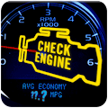 OBD2 Check Engine Fault Codes