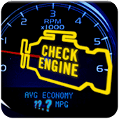 OBD Check Engine Code DTC ODB