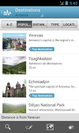 Armenia Guide by Triposo