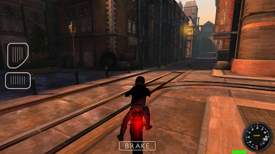 City Motorcycle 3D