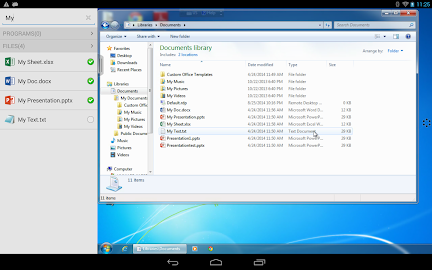 VMware Horizon Client Screenshot 8