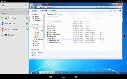 VMware Horizon Client Screenshot 18