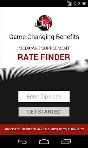 GCB MS Rate Finder Screenshot