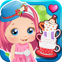 Baby Alice Tea Party icon