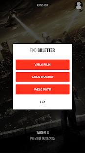 kino.dk - biografoversigt - screenshot thumbnail