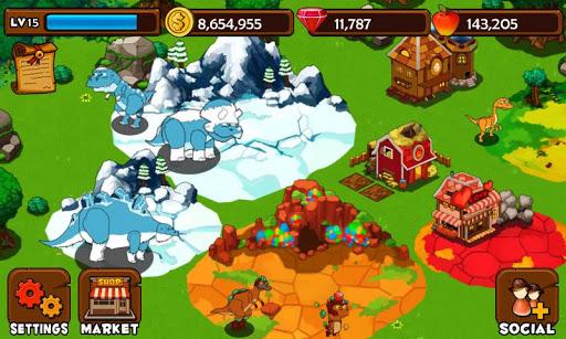 Dino Island 1.1.0 screenshots 2