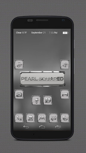 Pearl Squared - Icon Pack