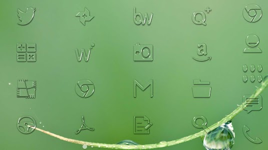Water - icon pack v1.2