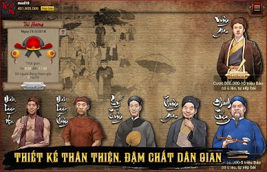 Chắn Sân Đình – Chan Pro APK Download – Free Card GAME for Android 2