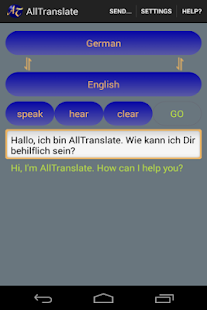 AllTranslate Translator - screenshot thumbnail