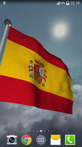Spain Flag - LWP