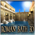 Roman Bath 3D Live Wallpaper icon