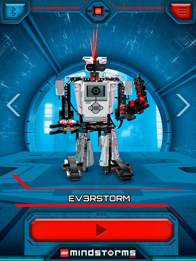 LEGO® MINDSTORMS® Commander - screenshot