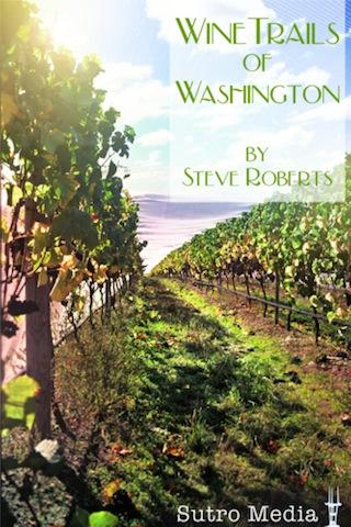 WineTrails of Washington - screenshot