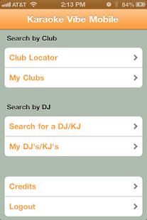 KaraokeVibe Free- screenshot thumbnail