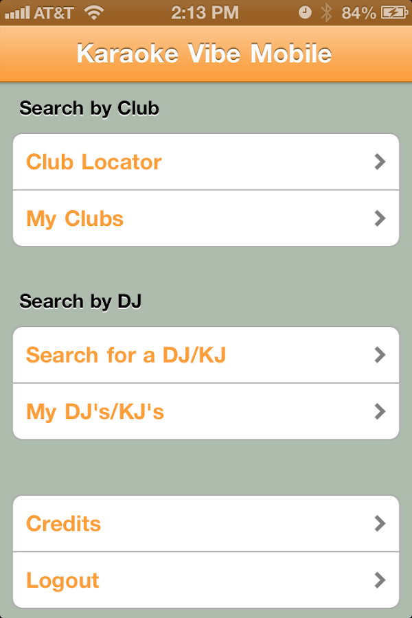 KaraokeVibe Free- screenshot