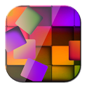 Magic Light Grid LWP icon