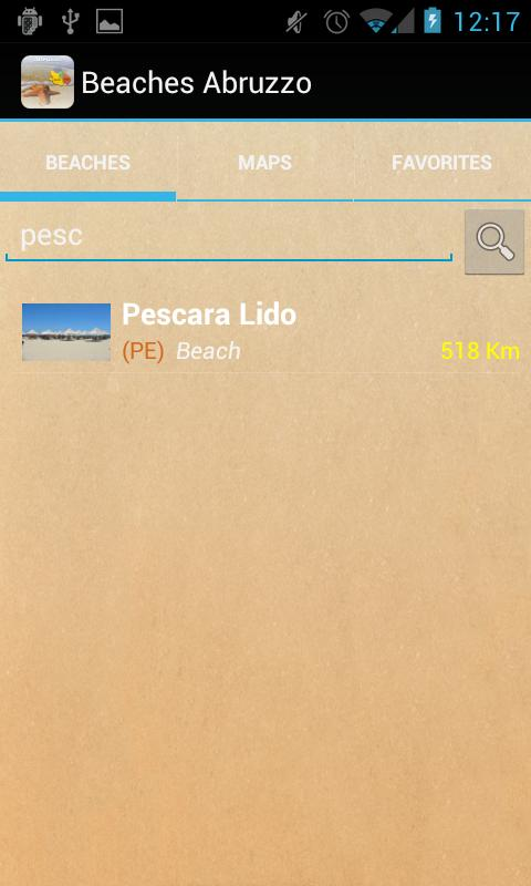 Italian Beaches Abruzzo- screenshot