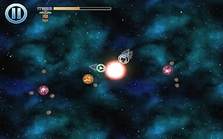 Screenshot of Galactic