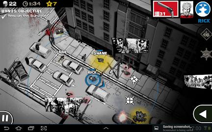 The Walking Dead: Assault Screenshot 10