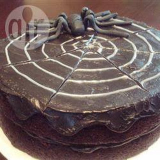 Black Magic Chocolate Cake.