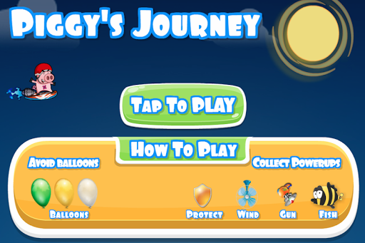 Piggy's Journey