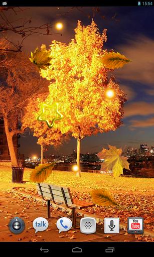 Autumn Amazing live wallpaper