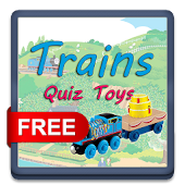 Quiz Toys Train and friends