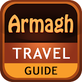 Armagh Offline Map Guide