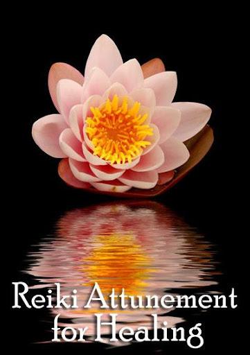 Reiki Attunement For Healing