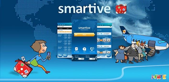 Smartive Travel – покупайте билеты прямо с телефона