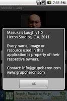 Screenshot of Masuka's Laugh