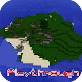 Survival Island Minecraft Map