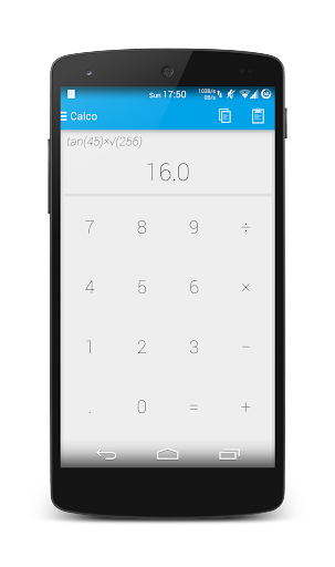 Calculator for iPhone - Calc Pro Free on the App Store - iTunes - Apple