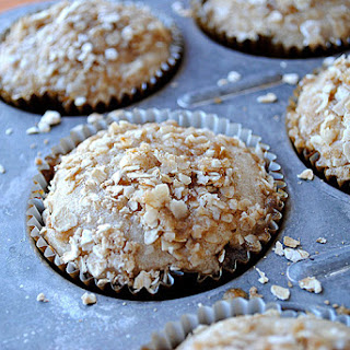 Cinnamon Apple Muffins.