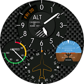 Cockpit Watch Face