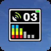 GPS info Widget