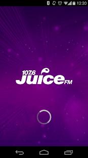 Juice FM Radio, Liverpool - screenshot thumbnail